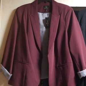 Blazer/suit jacket